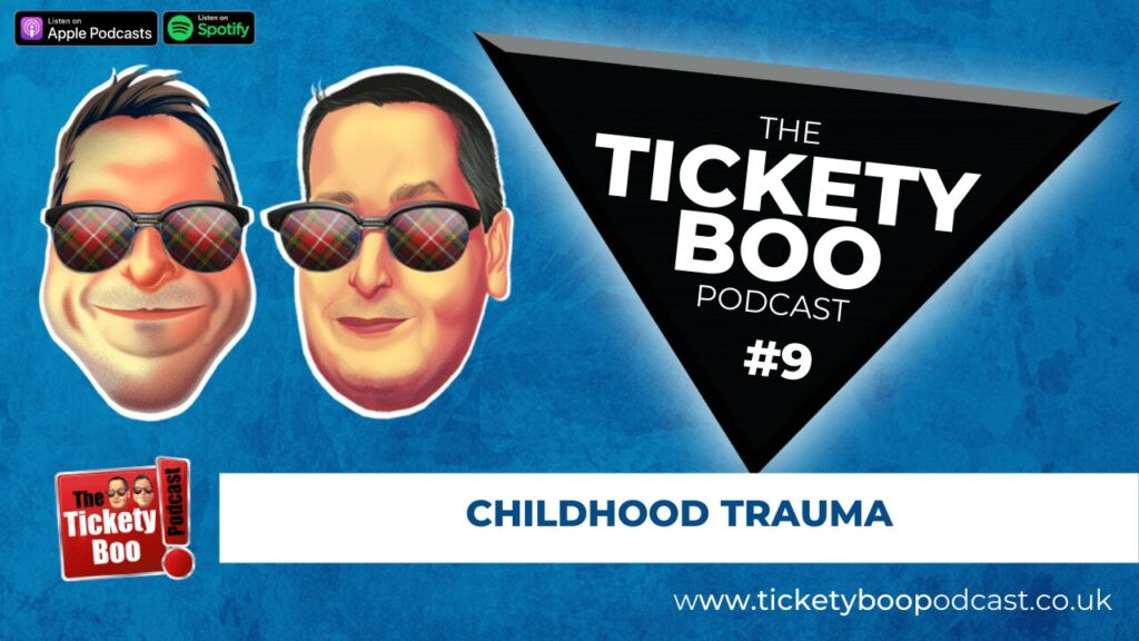 The affects of childhood trauma podcast
