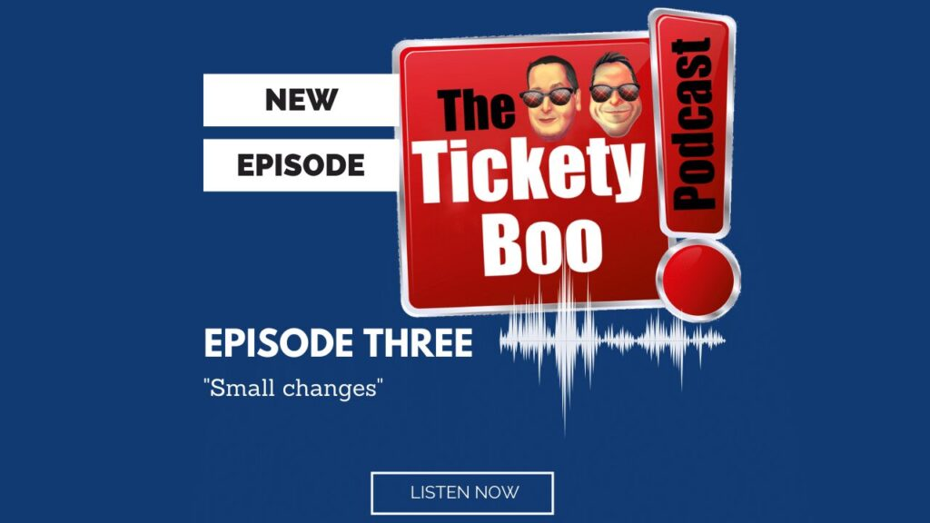 Episode Three Small Changes